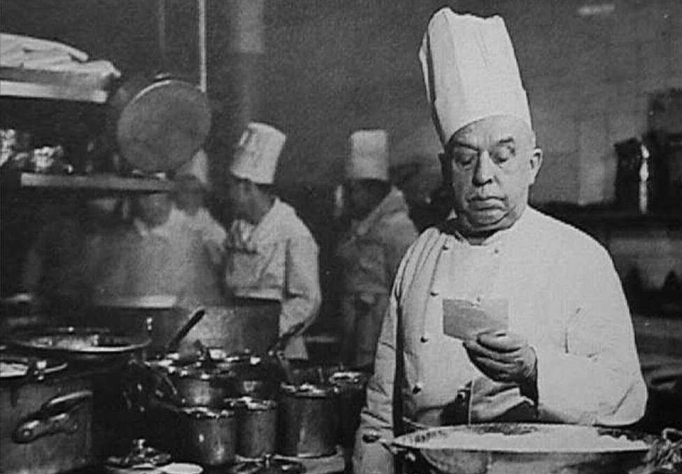 Auguste escoffier disciples escoffier asia for Auguste escoffier ma cuisine book
